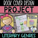 Literary Genre Project - Book Cover