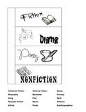 Literary Genre Sort