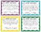 Genre Task Cards - Spring Theme