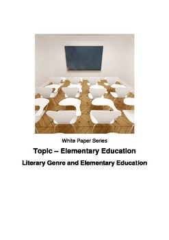 Literary Genre and Elementary Education