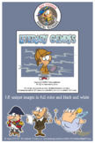 Literary Genres Cartoon Clipart   Reading clipart for ALL grades