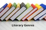Literary Genres Prezi