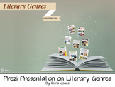 Literary Genres - Prezi Presentation