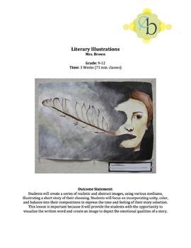 Literary Illustrations
