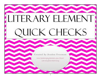 Literature Quick Assessments