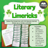 Literary Limericks Review: Great for St. Patrick's Day!