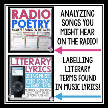 POETRY MUSIC ACTIVITIES, ASSIGNMENTS & PRESENTATIONS