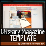 Literary Magazine Tutorial and Templates
