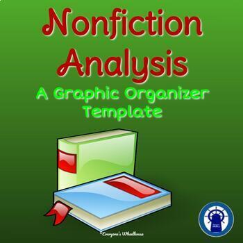 Literary Nonfiction Analysis Template