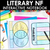 Literary Nonfiction - Reading Interactive Notebook | Dista