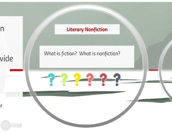 Literary Nonfiction Prezi