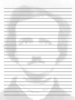 Literary Stationery {Edgar Allan Poe}