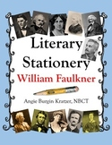 Literary Stationery {William Faulkner}