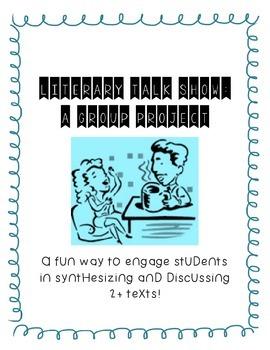 Literary Talk Show!