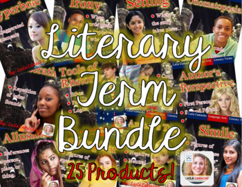Literary Term Bundle
