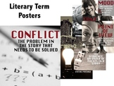 Literary Term Poster Bundle