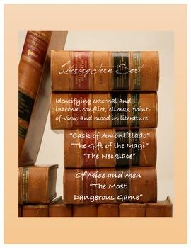 Literary Term Sort