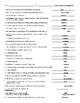 Literary Terminology Test (Option One)