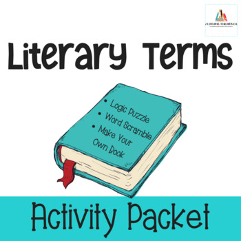 Literary Terms Activity Packet
