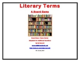 Literary Terms Board Game