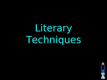 Literary Terms - Definitions and Examples