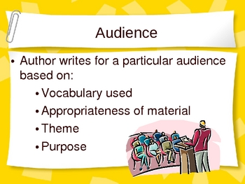 Literary Terms, Figurative Language PowerPoint Notes