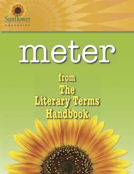 Literary Terms: Meter