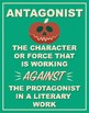 Literary Terms Posters (Set of 16) GREEN