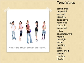 Literary Terms Power Point Part 1