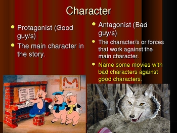 Literary Terms Powerpoint: Standards Aligned
