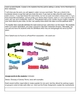 Literary Terms Vocabulary Poster