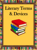 Literary Devices / Figurative Language Test, Quizzes, and Worksheets