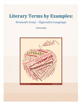 Literary Terms by Examples 4: Dramatic Irony - Figurative Language
