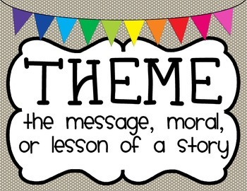 Literary Themes Poster Set