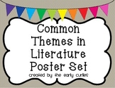 Literary Themes Poster Set