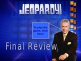 Literary and Figurative Language Terms Jeopardy review game