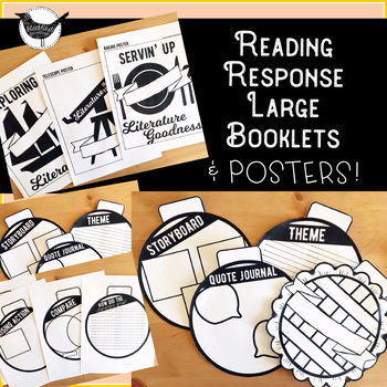 A Collection of Reading Response Projects