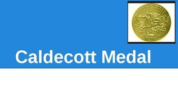 Literary awards: Caldecott Medal Presentation
