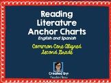 Literature Anchor/Process Chart English and Spanish