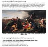 Analysis/Synthesis: Benjamin West + Thomas Paine RL 9-10.