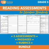 Literature Assessments - Fifth Grade Constructed Response