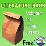 Book Review Literature Bags FREE