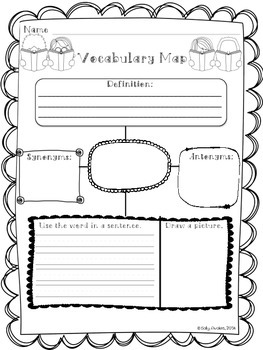 Reading Response, Literature Based Graphic Organizers, Common Core Aligned K-2nd