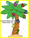 Literature Based Units: Chicka Chicka 123 Number Trees