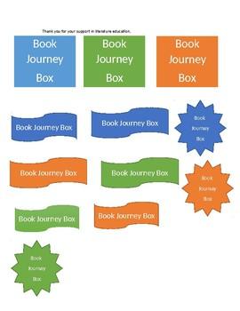 Literature Book Journey Box