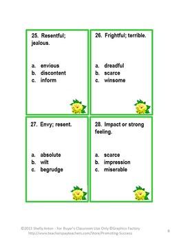 Chrysanthemum Activities, Chrysanthemum Vocabulary, Chrysanthemum Lesson Plan