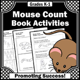 Mouse Count Activities by Ellen Stoll Walsh Emergency Sub Plans Binder