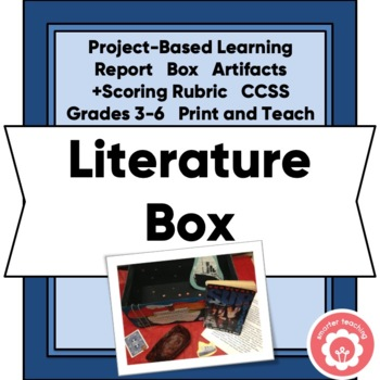 Literature Box: Project Based Book Report