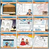 Fourth Grade Reading Curriculum Units - CCSS Literature Skills Bundle