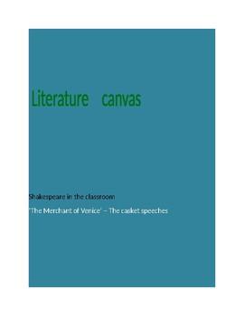 Literature Canvas